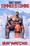 BAYWATCH – Dwayne Johnson – US Imported Movie Wall Poster Print - 30CM X 43CM Brand New The Rock