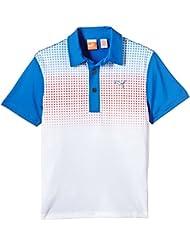 Puma Golf Glitch Polo Garçon Strong