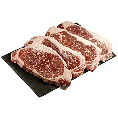 Wagyu Rindfleisch Lende Förderung, 4 x 250g Frische Von Frozen BMS 7