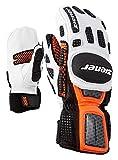 Ziener Technik Mitten Race Handschuhe (Poison-orange), 8