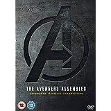 Avengers 1-4 Complete Boxset