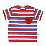 Buzzy Baby-Boys' Cotton T-Shirt (Red,3-6...