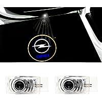 Colorbuy Led Luces Puerta Coche Proyector Sombra Logotipo Cortesía