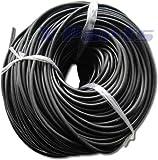 Silikonschlauch Unterdruckschlauch 6mm SCHWARZ Turbo