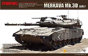 "Meng Echelle 1: 35Kit modèle ""Merkava MK 3D Early (Multicolore)"
