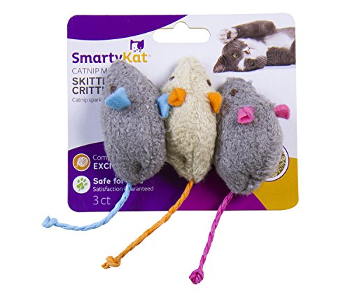 smartykat-skitter-critters-cat-toy-catnip-mice-pack-of-3