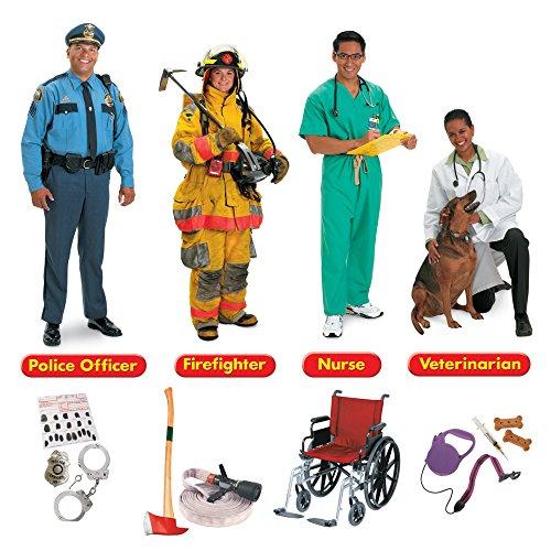 Trend Enterprises, Inc. T-8143 Community-Helpers Bulletin Board Set