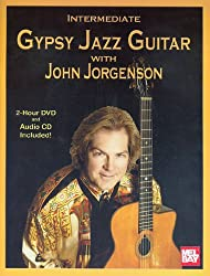 Intermediate Gypsy Jazz Guitar