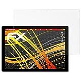 atFolix Folie für Microsoft Surface Pro 4 Displayschutzfolie - 2 x FX-Antireflex-HD hochauflösende entspiegelnde Schutzfolie