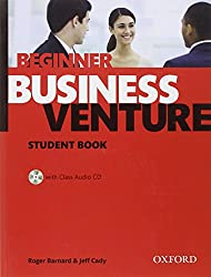 Business Venture: Beginner: Student's Book Pack (Student's Book + CD)
