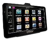 GPS 7Pouces Gratuites-Cartes CarBetter Navigation Voiture Auto Français Écran Tactile Multi-languages Interface Instructions Vocales en Français Cartographie d'Europe Mode d'emploi en français