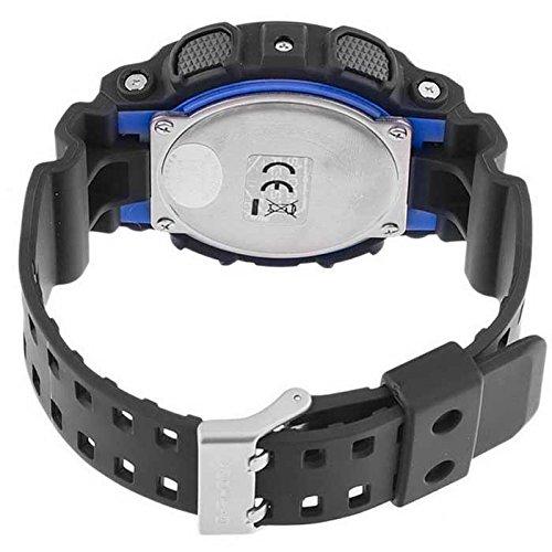 Casio G-Shock – Men's Analogue/Digital Watch with Resin Strap – GA-100-1A2ER