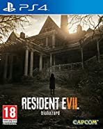 Capcom Resident Evil 7Resident Evil 7: Biohazard, PS4, ITSpecifiche:PiattaformaPlayStation 4GenereSopravvivenza/HorrorModalità MultiplayerNoSviluppatoreCapcomESRB RatingRP (Rating Pending)Classificazione PEGI18Game EditionBasicoData di Rilasc...