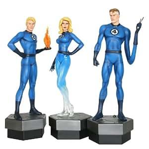 Bowen Designs - Marvel pack 3 statuettes Fantastic Four 30 cm
