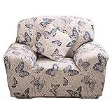 Funda elástica para sofá de 1 2 3 4 plazas, cubierta