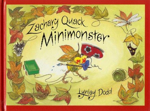 Zachary Quack Minimonster (English Edition) Pott Spot