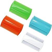 SelfTek 4 Stück doppelseitiger Nitkamm-feine gezahnte pflegenkamm für Hauptläuse und Flöhe zufällige Farbe preisvergleich bei billige-tabletten.eu