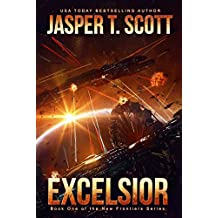 Excelsior: Book 1 of the New Frontiers Series (English Edition)