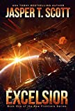 Excelsior (Book 1 of the New Frontiers Trilogy) by Jasper T. Scott