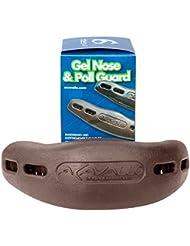 acavallo Gel Nose & poll Guard contra Impresión espacios para caballos delicados, negro