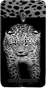 PrintVisa Animal Leopard Pattern Case Cover for Asus Zenfone 6