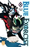 Blue Exorcist Edition simple Tome 8