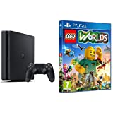 PlayStation 4 500 Gb D Chassis Slim + Lego Worlds