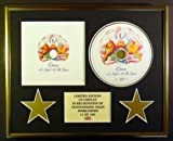 QUEEN/CADRE CD/EDITION LIMITEE/CERTIFICAT D'AUTHENTICITE/A NIGHT AT THE OPERA