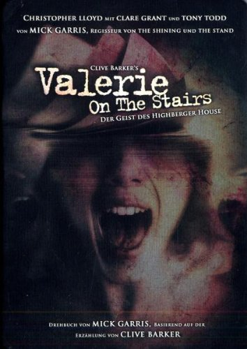Valerie on the Stairs - Der Geist des Highberger House (Metalpak)