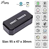 LM003 Vehicle Car GPS Tracker Tracking Device, Real Time Positioning GPS with Strong