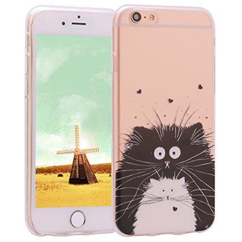 iphone-6-2016-funda-silicona-asnlove-carcasa-gel-tpu-silicona-bumper-crystal-clear-case-cover-traspa