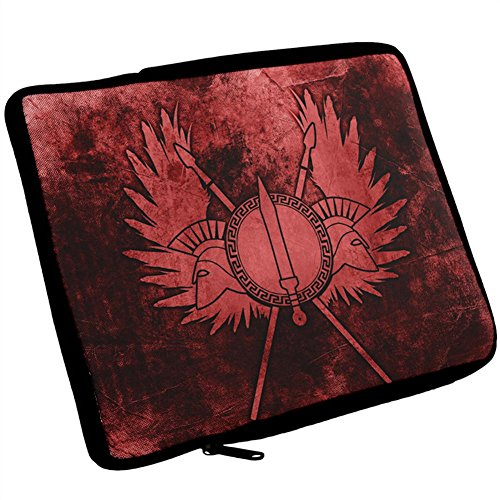 Krieger Gladiator iPad Tablet Sleeve Multi Standard One Size (Griechischen Gladiator)