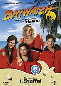 Baywatch - Die komplette 1. Staffel (6 DVDs)