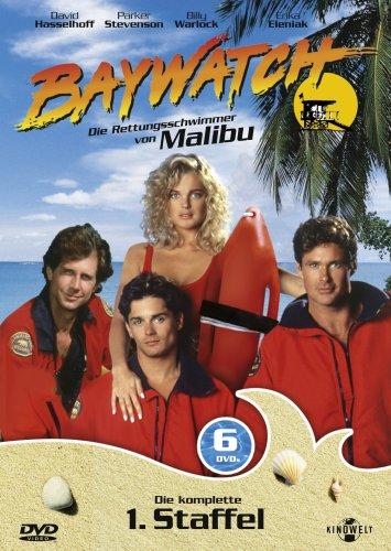 Staffel 1 (inkl. Pilotfilm) (6 DVDs)
