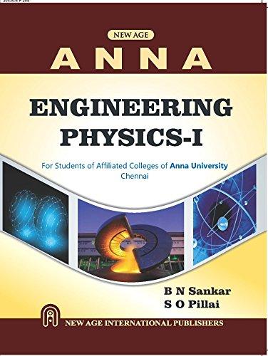 Engineering Physics - I (As Per Anna University)