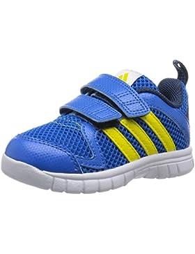 adidas Unisex Baby Sta Fluid 3 CF I Sneaker