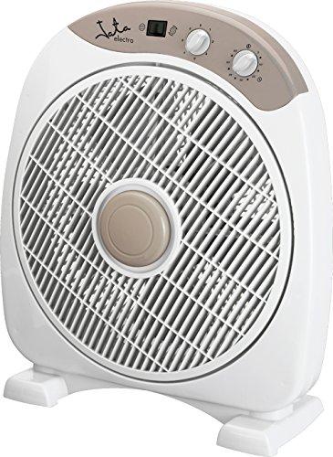 Jata VS3010 Ventilador de Suelo, 40 W, Blanco