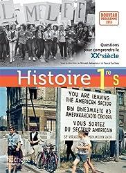 Histoire 1re S - Livre de l'élève format compact - édition 2013
