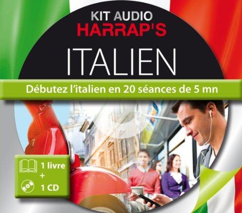 Harrap's Kit audio italien Débutez l'Italien en 20 séances de 5 mn