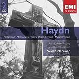 Haydn - Messen: Heiligmesse; Nelsonmesse; Kleine Orgelsolomesse; Theresienmesse -