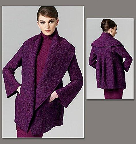donna-karan-vogue-motivo-1263-cartamodello-per-giacche-e-cappotti-da-donna-misure-l-xl-xxl