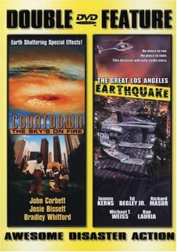 Bild von Countdown: Skies On Fire / Great La Earthquake [DVD] [Region 1] [NTSC] [US Import]