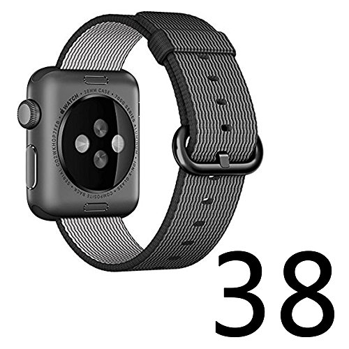 Apple-Watch-Band-PUGO-TOP-Newest-Fine-Woven-Nylon-Strap-Replacement-Wrist-Band-for-Apple-Watch-Series-2-and-Series-1-All-models-2017