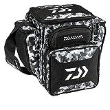 Daiwa dttb60DVEC Tactical Med Weiche Seiten Tackle Box, Tactical grau, 22,9x 33x 35,6cm