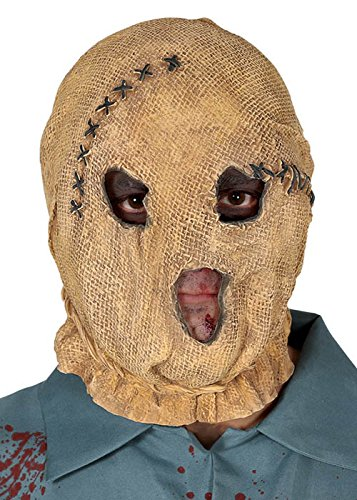 Magic Box Int. Die Fremde Art Sack Tuch Scarecrow Maske