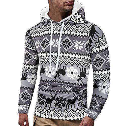 Weihnachten Strickjacke Strickpullover Herren Weihnachten Pullover Christmas Shirt -