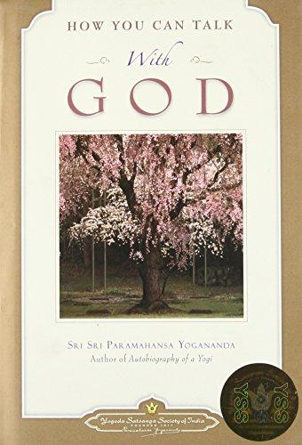 How You Can Talk with God [Hardcover] por Paramahansa Yogananda