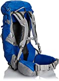 THE NORTH FACE Wanderrucksack Banchee, Nautical Blue/Energy Yellow, 32 x 15 x 56 cm, 35 Liter, T0A6K4L0D -