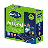 Best Airbeds - Silentnight Deluxe Airbed, Blue, 191 x 137 x Review