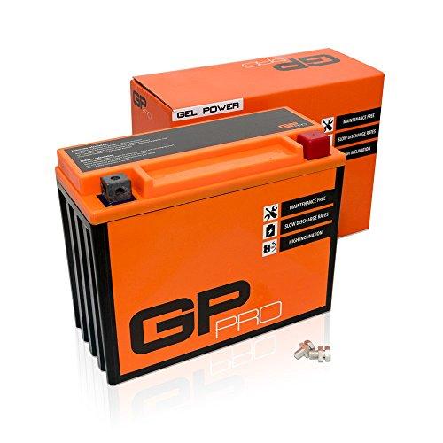 Gp-gel (Batterie 12V 21Ah Gel GP-Pro (TYP - C50-N18L-A / ähnlich Y50-N18L-A) (versiegelt / wartungsfrei))